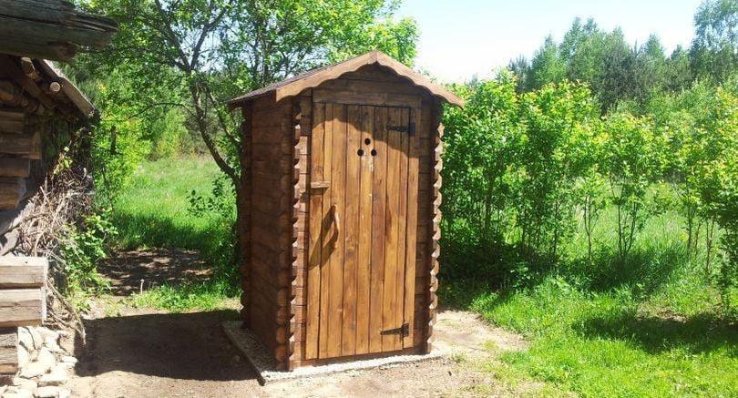 Туалет треугольный своими руками фото 317