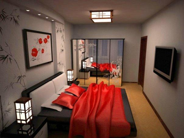 Ремонт спальной комнаты своими руками фото фото 602