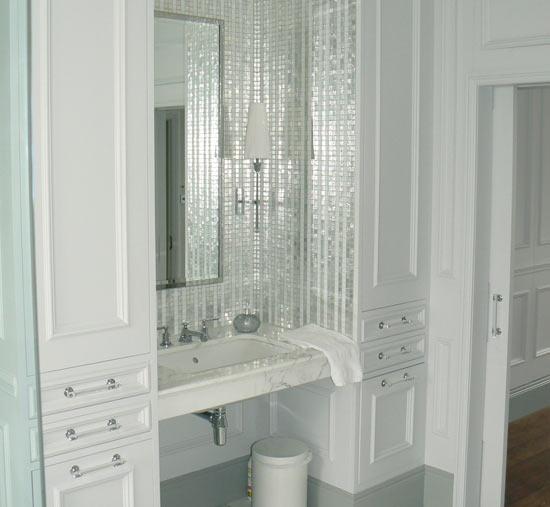 Ванная комната потолок дизайн