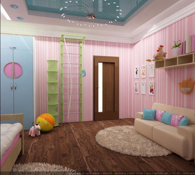 Детская комната 12 метров фото