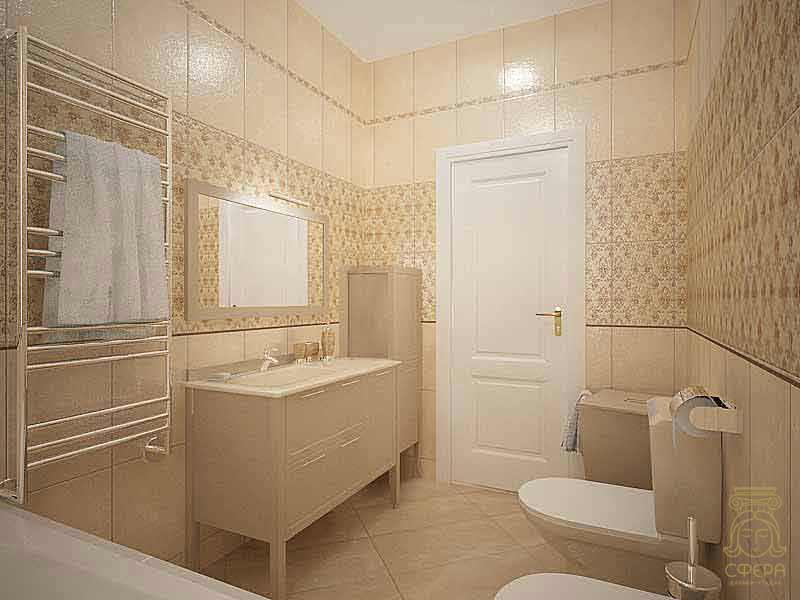 Ванная комната бежевая дизайн фото орхидея ванная комната