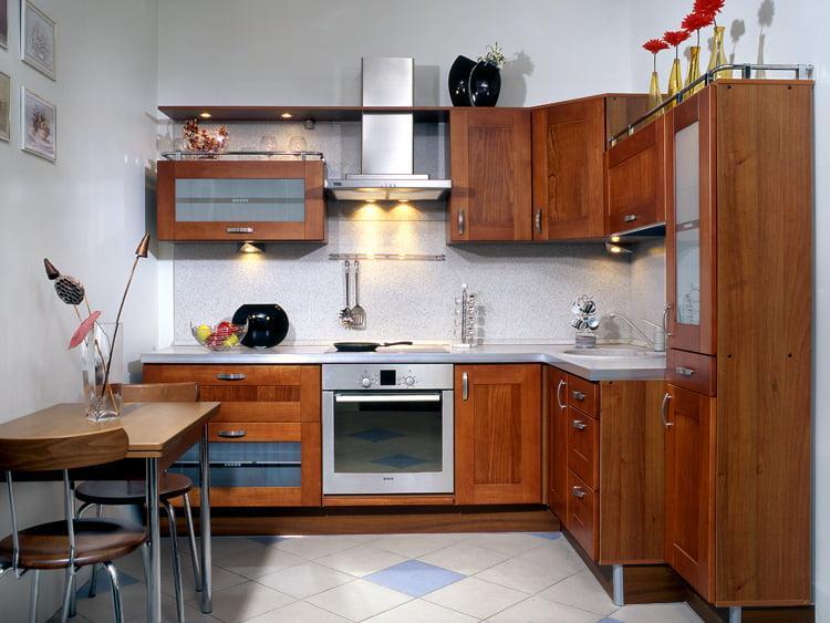 Дизайн кухни 6 кв. м: фото, интерьер, как обставить и ...: http://wergin.ru/content/dizain-interera-kukhni-6-m