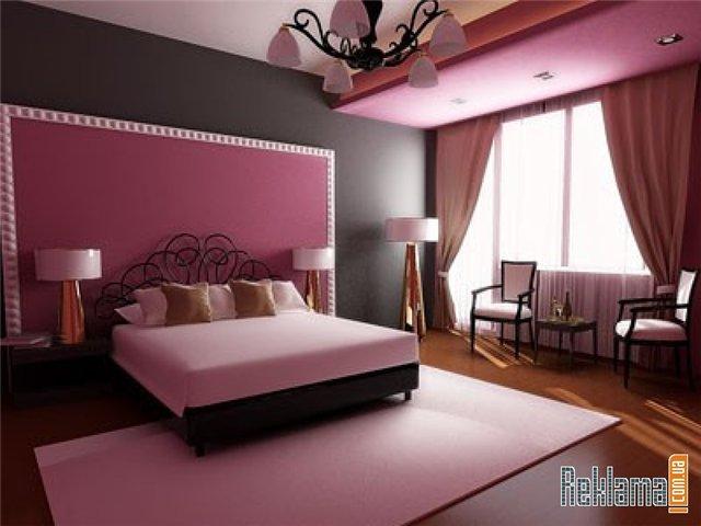 Спальня 17 м дизайн фото с балконом