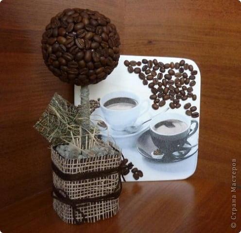 подлки из кофе