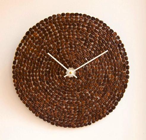 кофейные часы