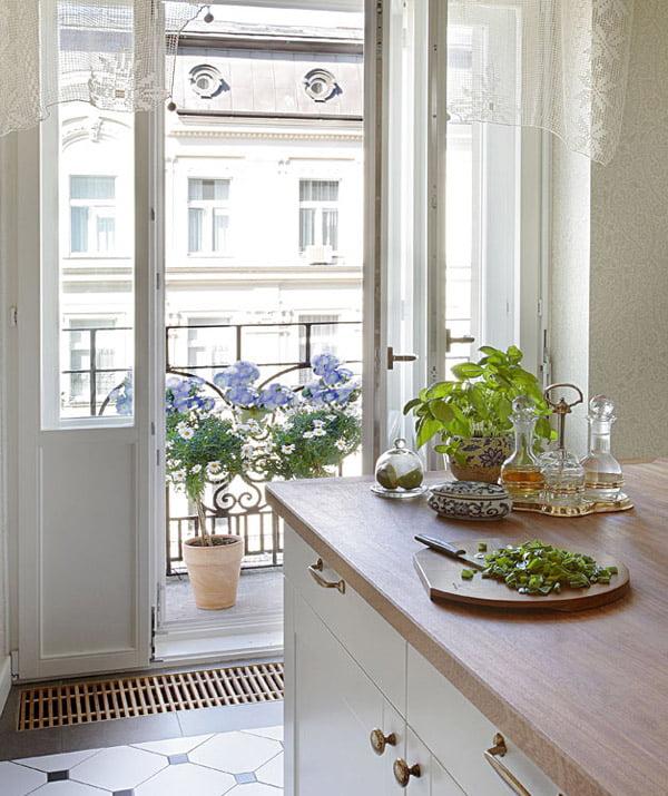 Лоджия в стиле прованс: уютный уголок франции, идеи с фото и.