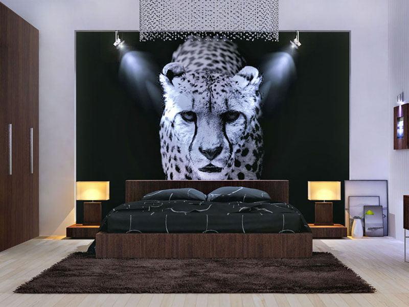 Декор спальни модерн