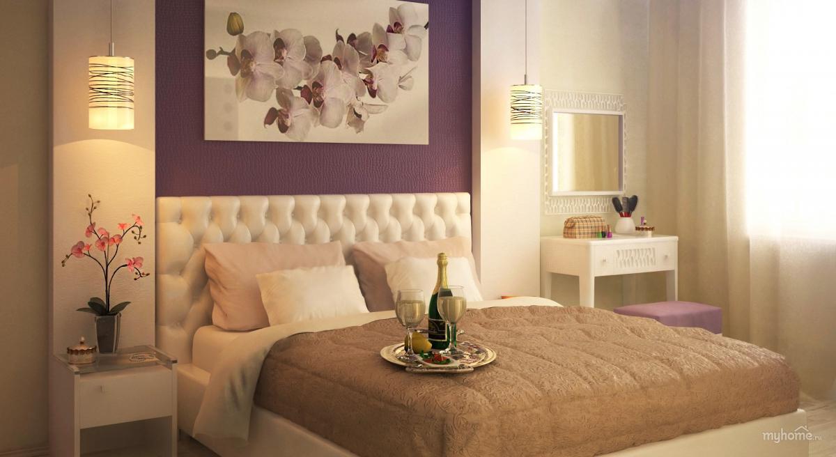 Спальни модерн фото
