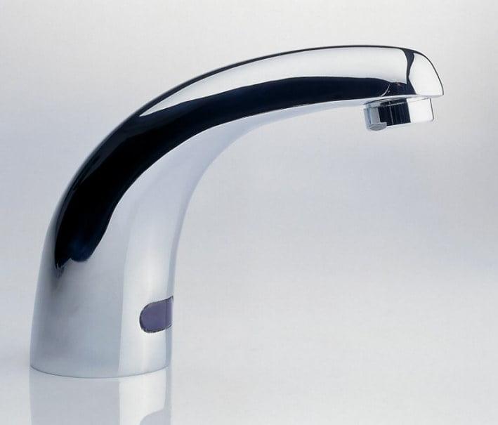 Сенсорные краны и смесители купить в ванная и туалет комната