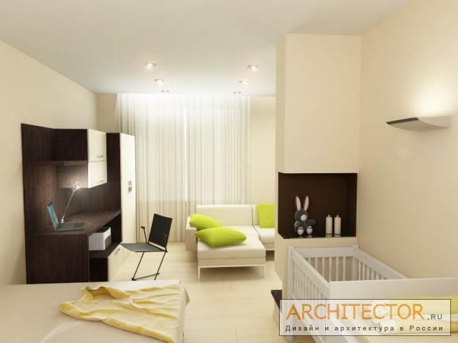 Интерьер маленькой квартиры: декоратор советует, как