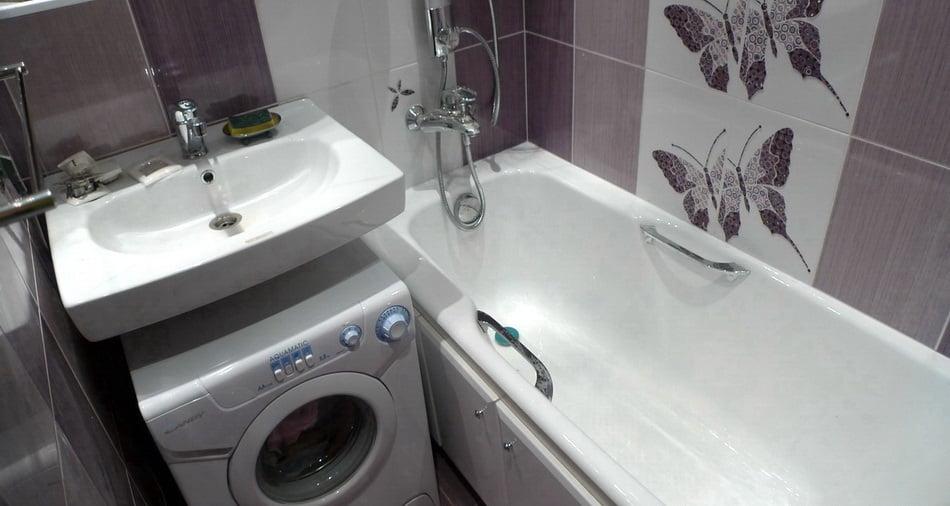 Дизайн ванной 170 на 250