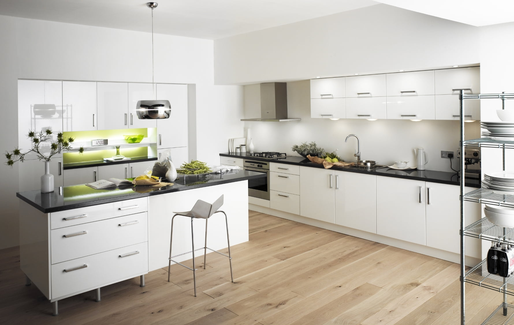Дизайн кухни классики